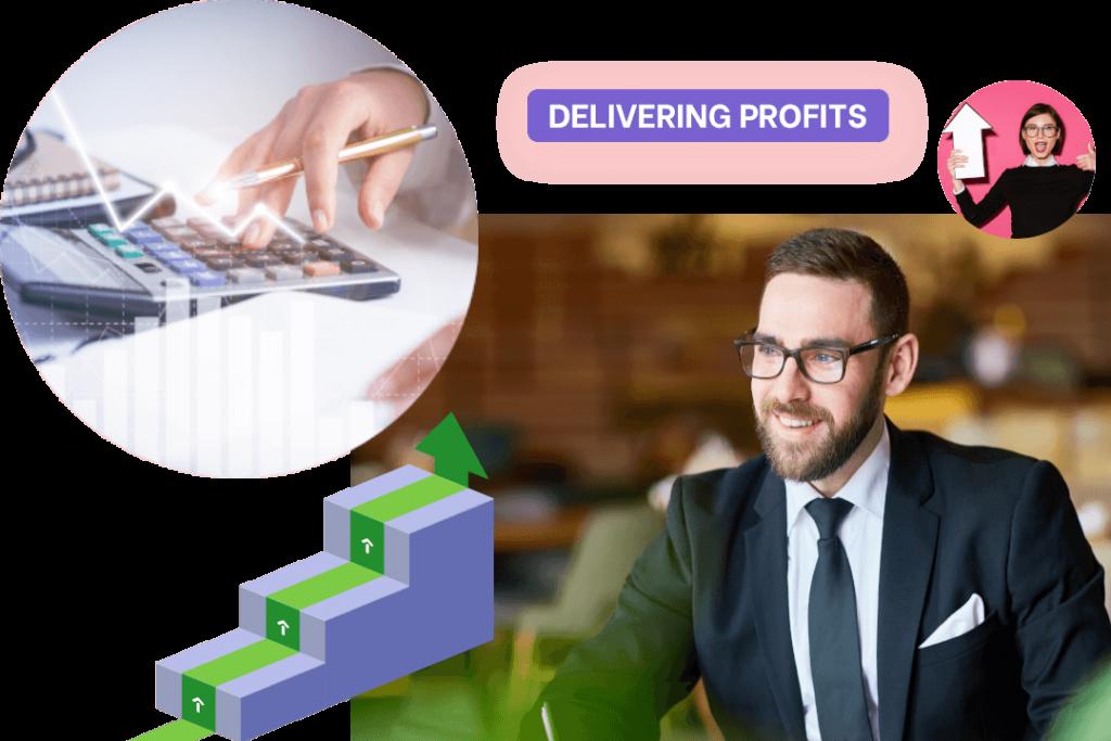 delivering profit first